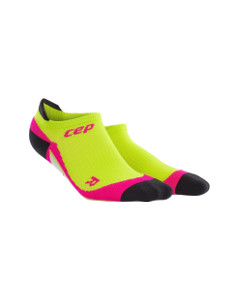 No Show Socks Lime Pink women